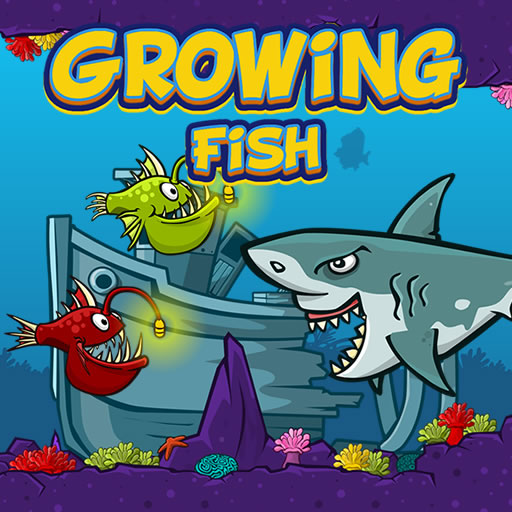 Hra - Growing Fish