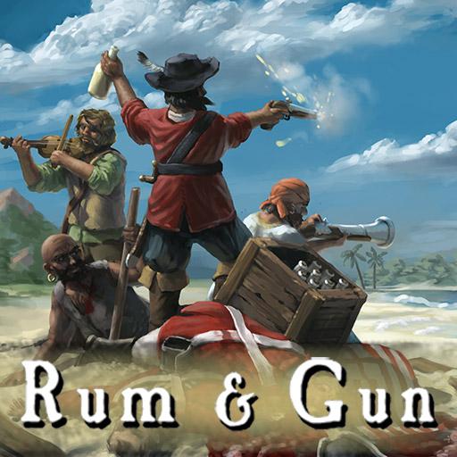 Hra - Rum & Gun