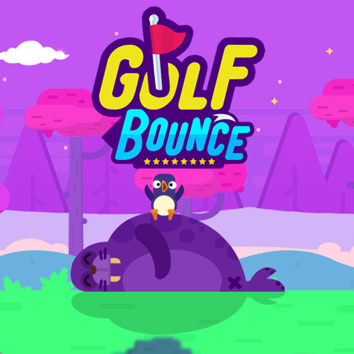 Hra - Golf Bounce
