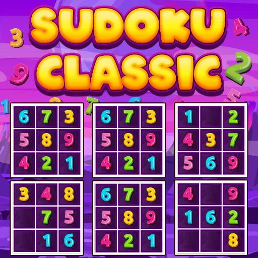 Hra - Sudoku Classic