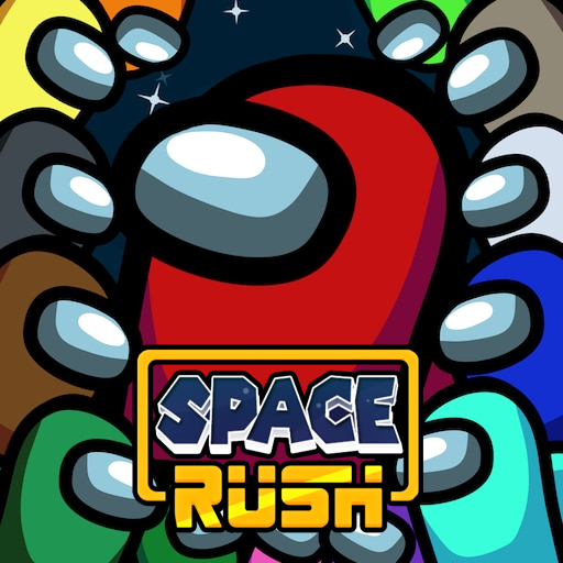 Hra - Among Space Rush