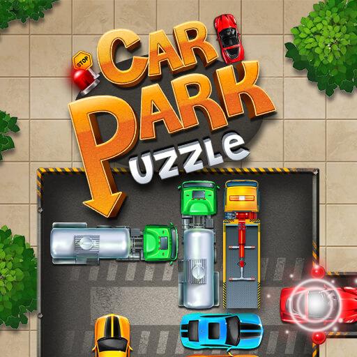 Hra - Car Park Puzzle