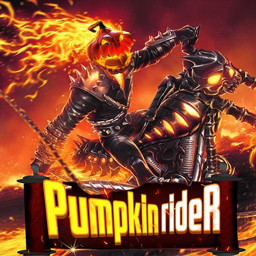 Hra - Pumpkin Rider