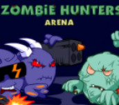 Hra - Zombie Hunter Arena