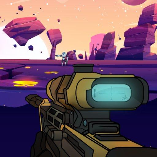 Hra - Galactic Sniper