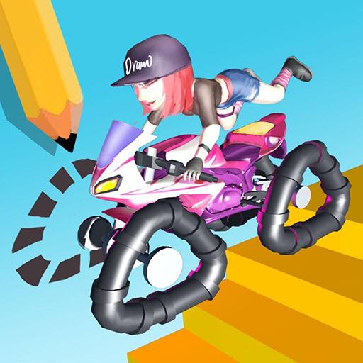 Hra - Draw Rider