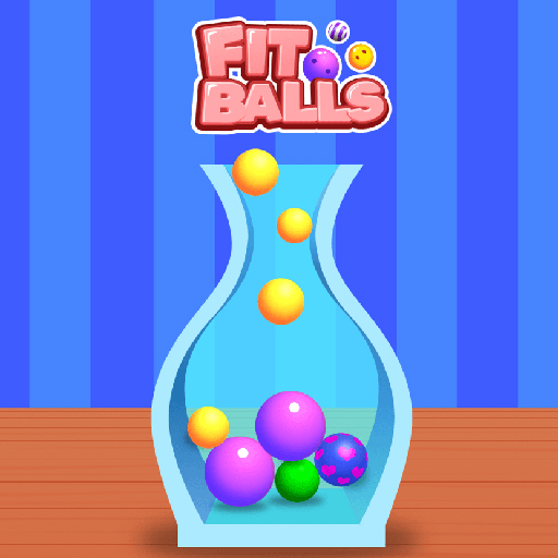 Hra - Fit Balls