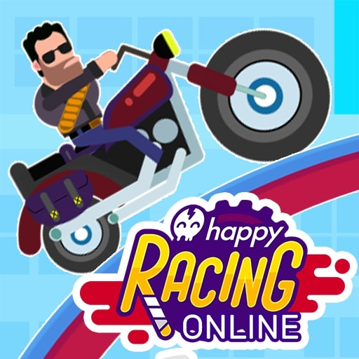 Hra - Happy Racing Online
