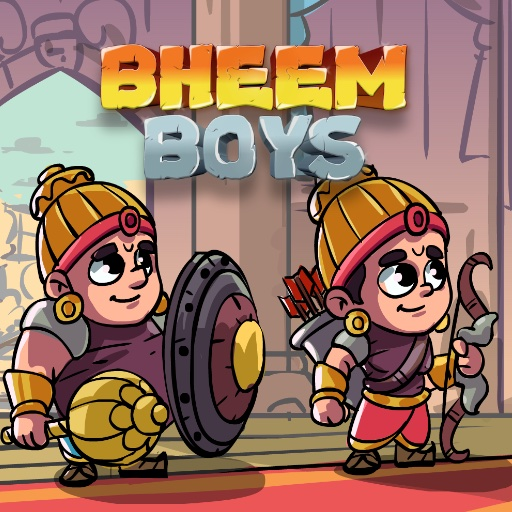 Hra - Bheem Boys