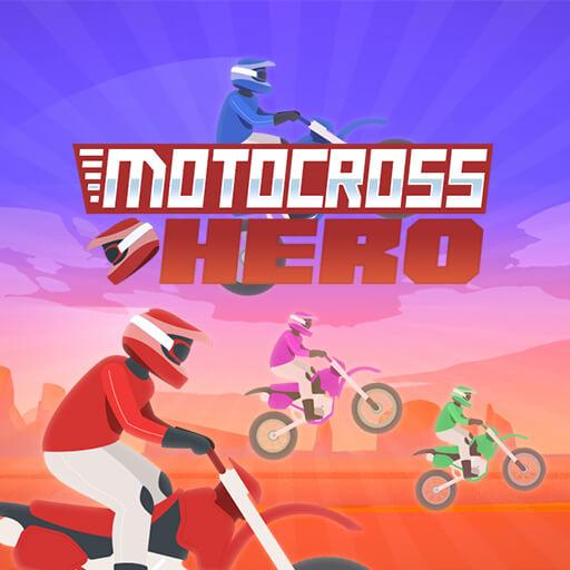 Hra - Motocross Hero