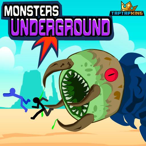 Hra - Monster Underground