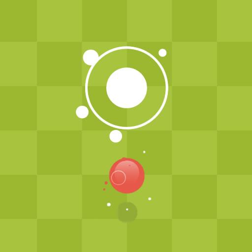 Hra - White dot