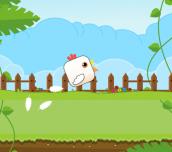 Hra - Chicken Climbing